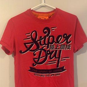 Vintage SuperDry Tee-Shirt